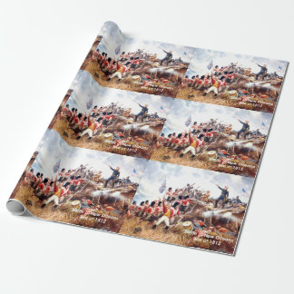 ABH War of 1812 Wrapping Paper