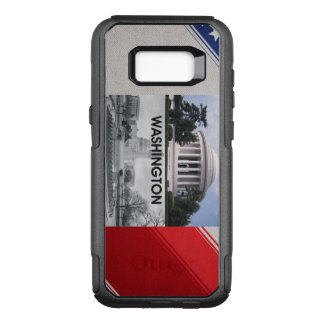 ABH Washington OtterBox Commuter Samsung Galaxy S8+ Case