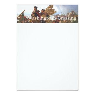 ABH Washington's Crossing Card