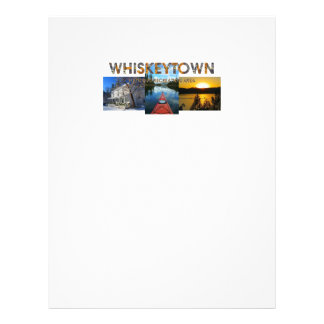 ABH Whiskeytown 21.5 Cm X 28 Cm Flyer
