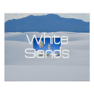 ABH White Sands Posters