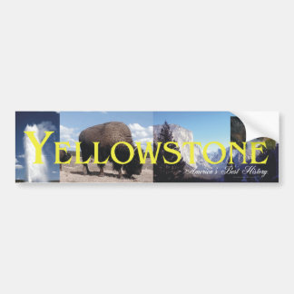 ABH Yellowstone Bumper Sticker