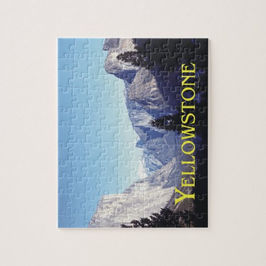 ABH Yellowstone Jigsaw Puzzle