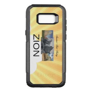 ABH Zion OtterBox Commuter Samsung Galaxy S8+ Case