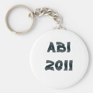 ABI 2011 KEY RING