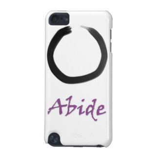 Abide Zen Enso iPod Touch 5G Covers