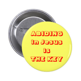 ABIDING in Jesus is THE KEY Pins