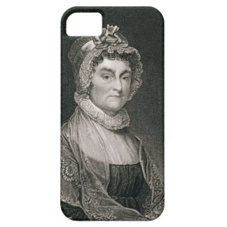 Abigail Adams, engraved by G.F. Storm (fl.c.1834) iPhone 5 Covers