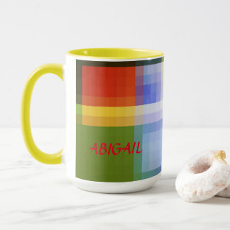 Abigail Full Colour Mug