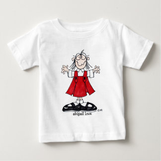 Abigail Love Toddler T-Shirt
