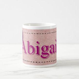 Abigail Mugs