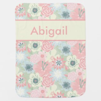 Abigail's Personalized Blanket