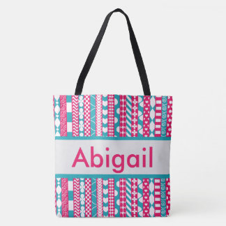 Abigail's Personalized Tote