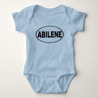 Abilene Texas Baby Bodysuit
