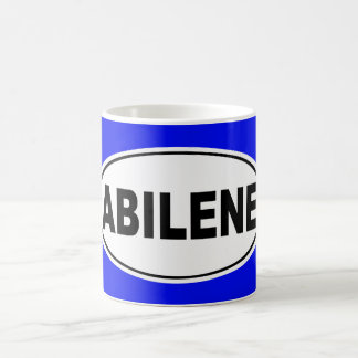 Abilene Texas Coffee Mug