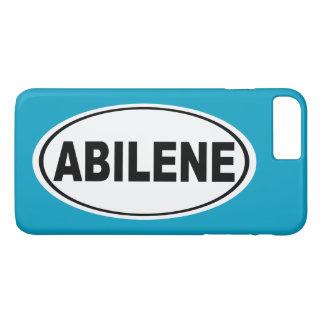 Abilene Texas iPhone 7 Plus Case