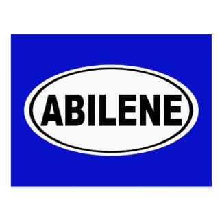 Abilene Texas Postcard