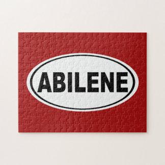 Abilene Texas Puzzle