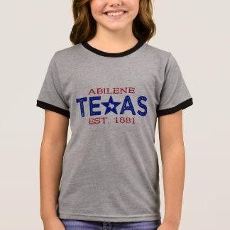 Abilene Texas Ringer T-Shirt