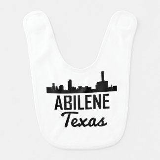 Abilene Texas Skyline Bib