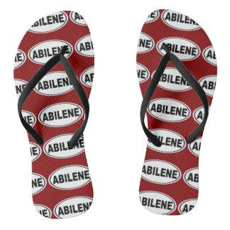 Abilene Texas Thongs