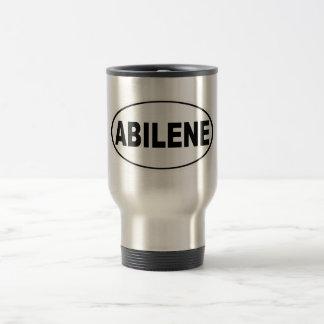 Abilene Texas Travel Mug