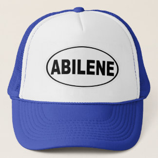 Abilene Texas Trucker Hat