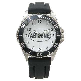 Abilene Texas Wristwatch