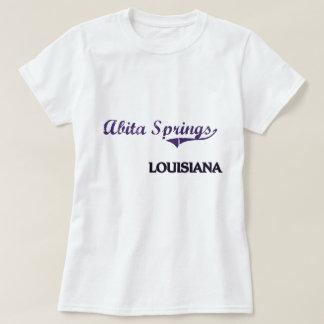 Abita Springs Louisiana City Classic T-Shirt