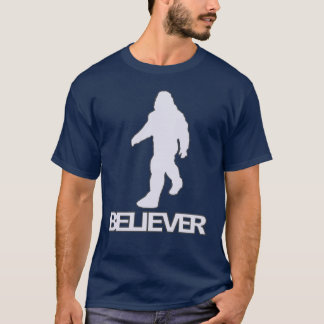 Abominable Snow Man Believer T-Shirt