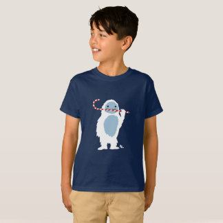 Abominable Snowman Holiday Shirt