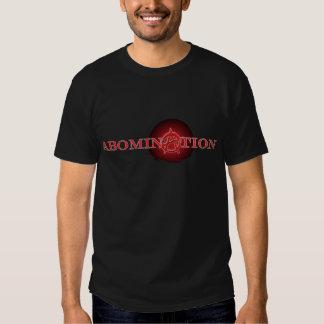 Abomination band shirt