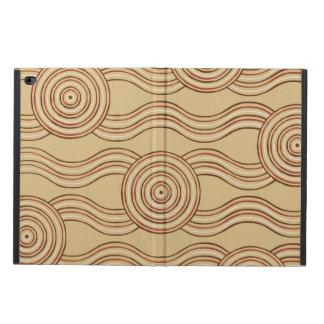 Aboriginal art earth powis iPad air 2 case