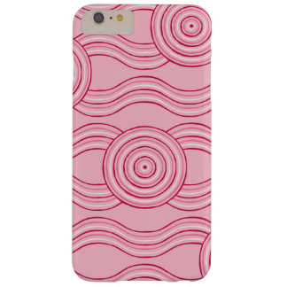 Aboriginal art gumnut blossoms barely there iPhone 6 plus case
