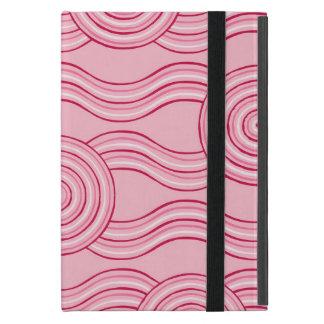 Aboriginal art gumnut blossoms cover for iPad mini