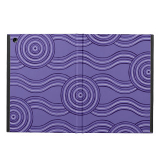 Aboriginal art melaleuca case for iPad air