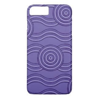 Aboriginal art melaleuca iPhone 8 plus/7 plus case