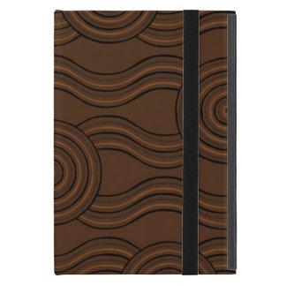 Aboriginal art soil iPad mini cases