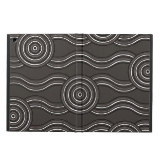 Aboriginal art storm case for iPad air