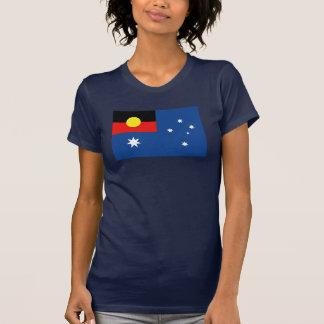 Aboriginal Australia Flag T-Shirt