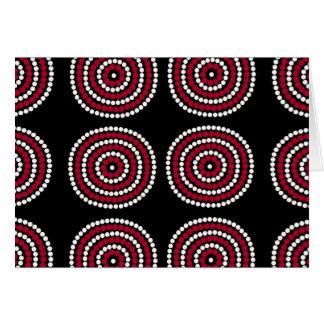 Aboriginal Cartão