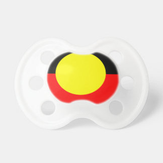 aboriginal-Flag Pacifiers