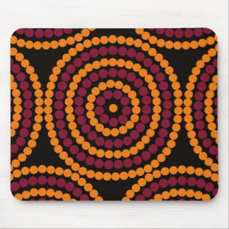 Aboriginal Life cycle Mouse Pad