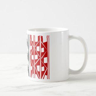 Aboriginal print nº 01 coffee mug