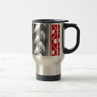 Aboriginal print nº 01 travel mug
