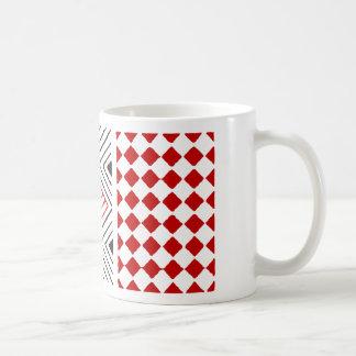 Aboriginal print nº 04 coffee mug