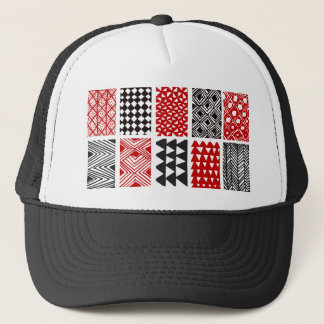 Aboriginal print nº 05 trucker hat