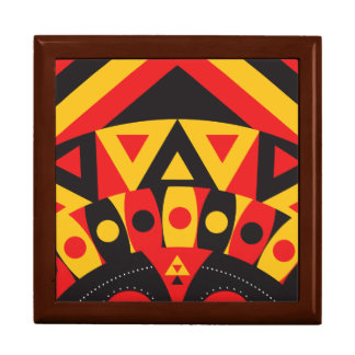aboriginal tribal gift box