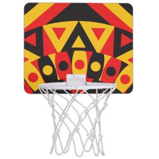 aboriginal tribal mini basketball hoop