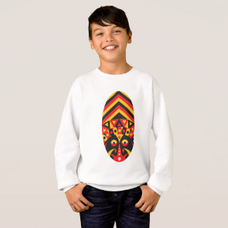 aboriginal tribal sweatshirt